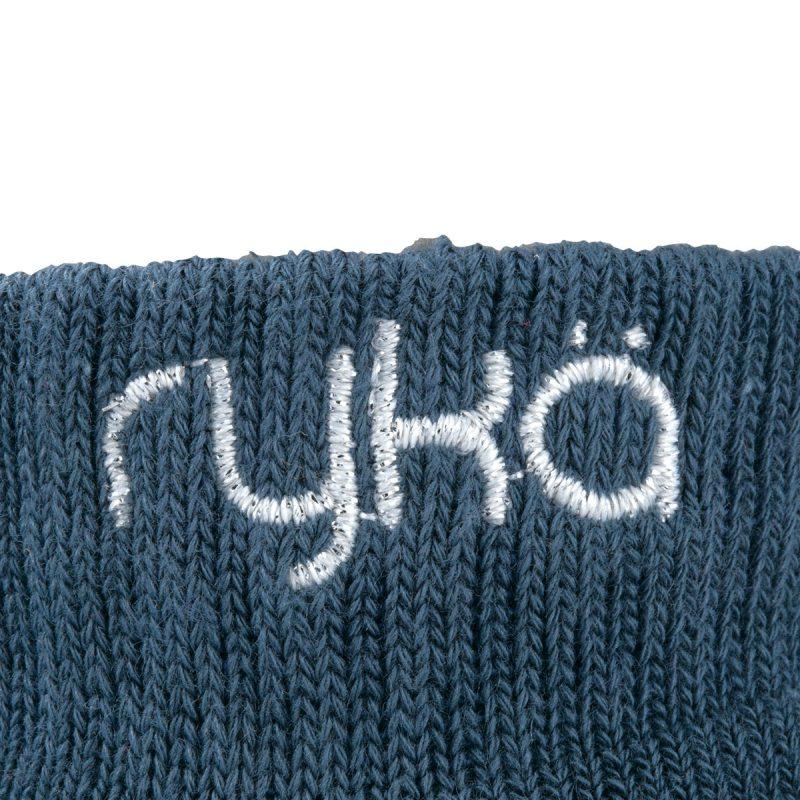 RYKA足袋型ソックス丈6cm(R-SOX-6/JBL)写真