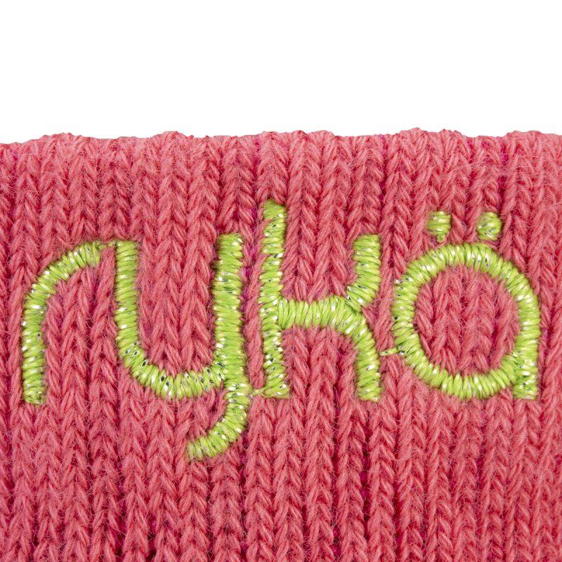 RYKA足袋型ソックス丈6cm(R-SOX-6/PYG)写真