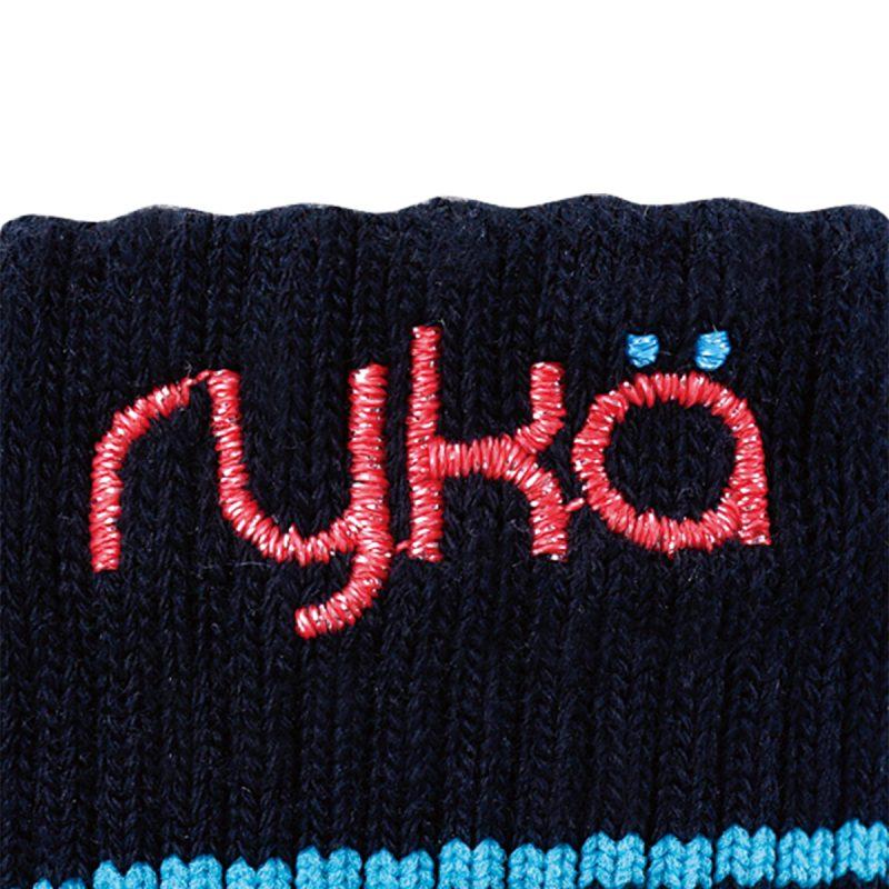 RYKA足袋型ソックス丈9cm(R-SOX-9/BBP)写真