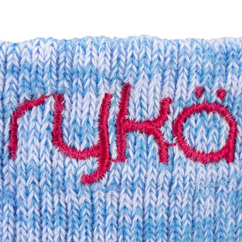 RYKA足袋型ソックス丈9cm(R-SOX-9/BLM)写真