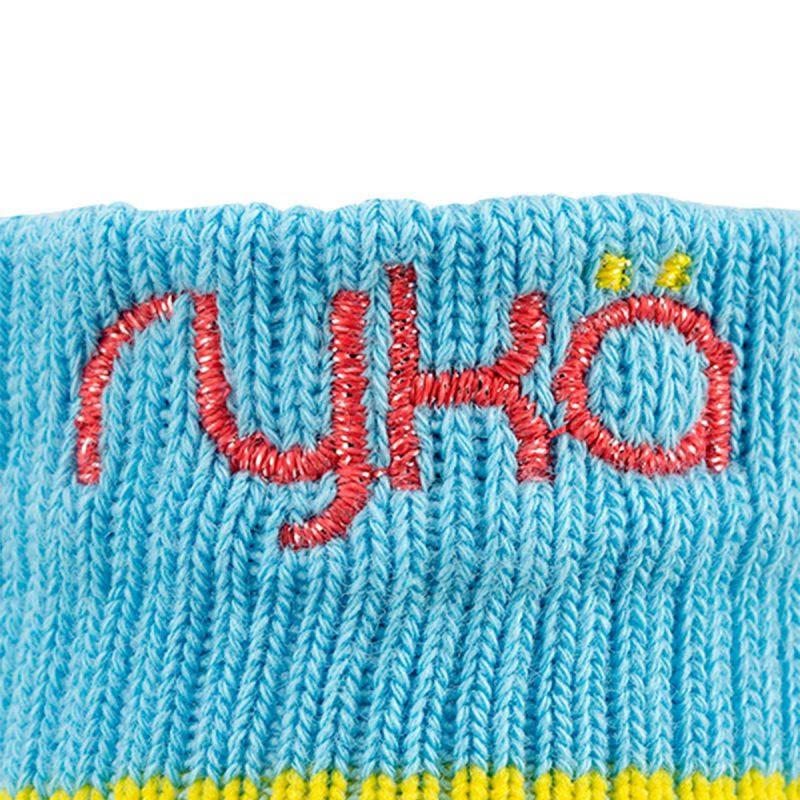 RYKA足袋型ソックス丈9cm(R-SOX-9/BUL)写真