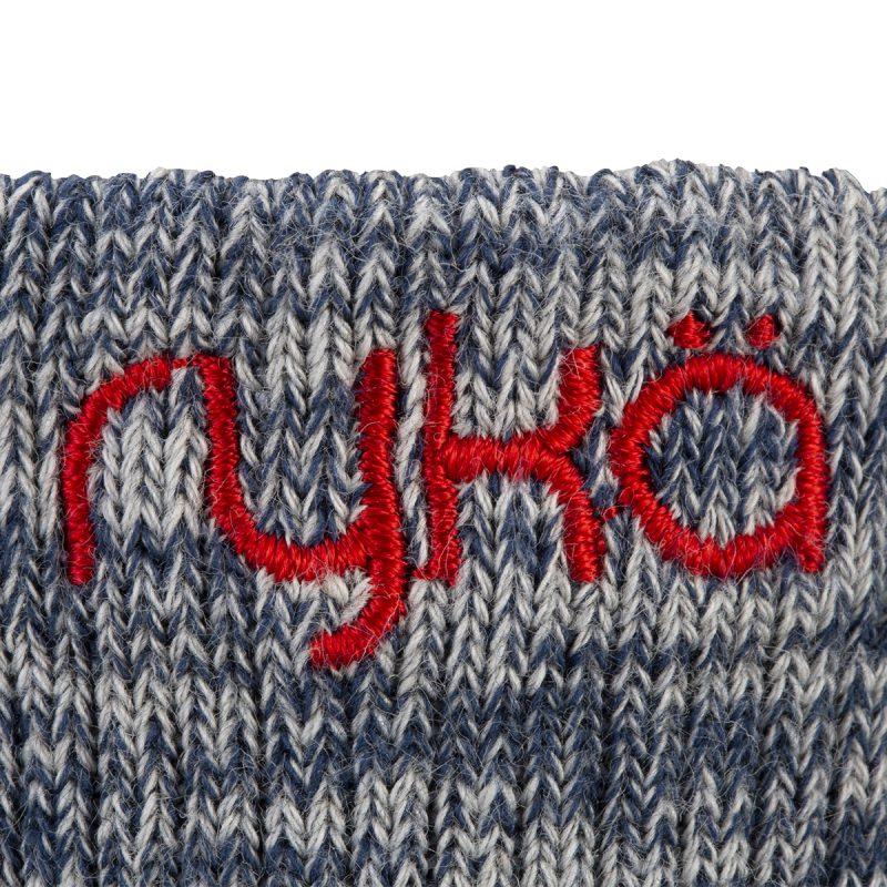 RYKA足袋型ソックス丈9cm(R-SOX-9/NVM)写真