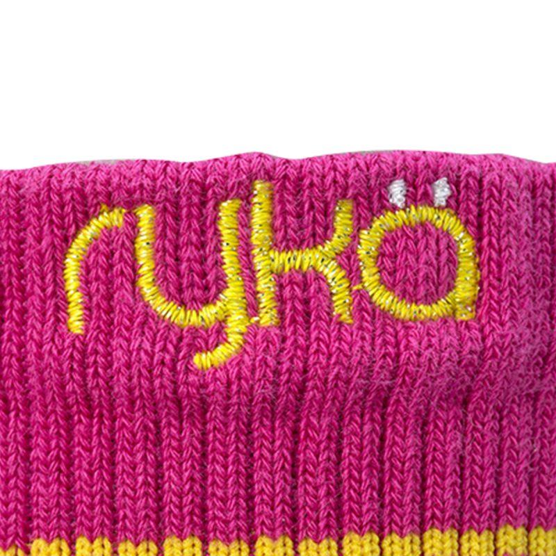 RYKA足袋型ソックス丈9cm(R-SOX-9/PNW)写真