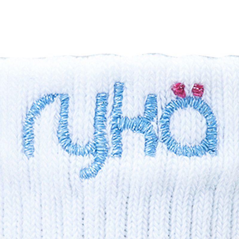 RYKA足袋型ソックス丈9cm(R-SOX-9/WPB)写真