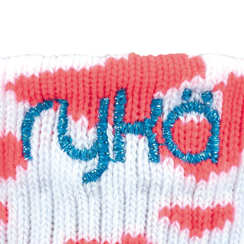 RYKA足袋型ソックス丈9cm(R-SOX-9/WPL)写真