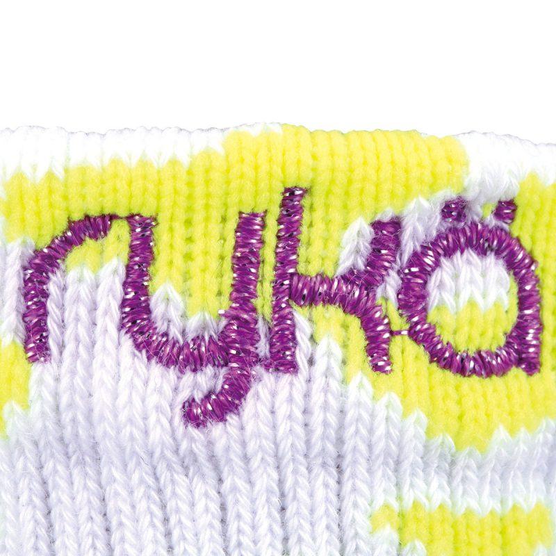 RYKA足袋型ソックス丈9cm(R-SOX-9/WYL )写真