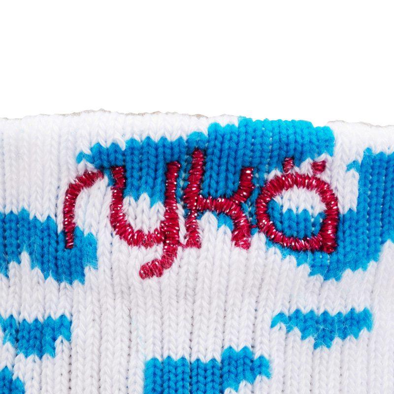 RYKA足袋型ソックス丈9cm(R-SOX-9/WBL)写真