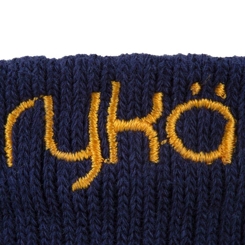 RYKA足袋型ソックス丈9cm(R-SOX-9/NYB)写真